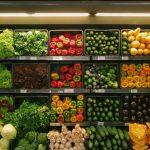 groente gesorteerd